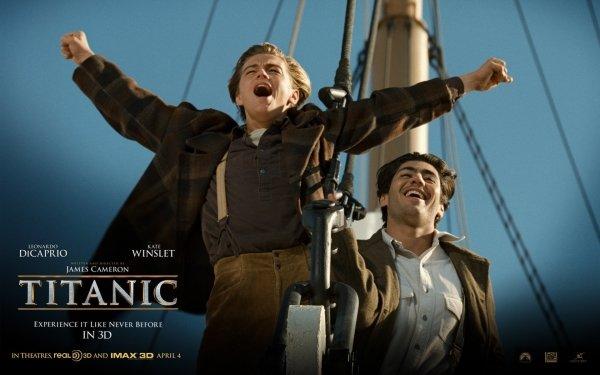 Movie Titanic Leonardo Dicaprio HD Wallpaper | Background Image