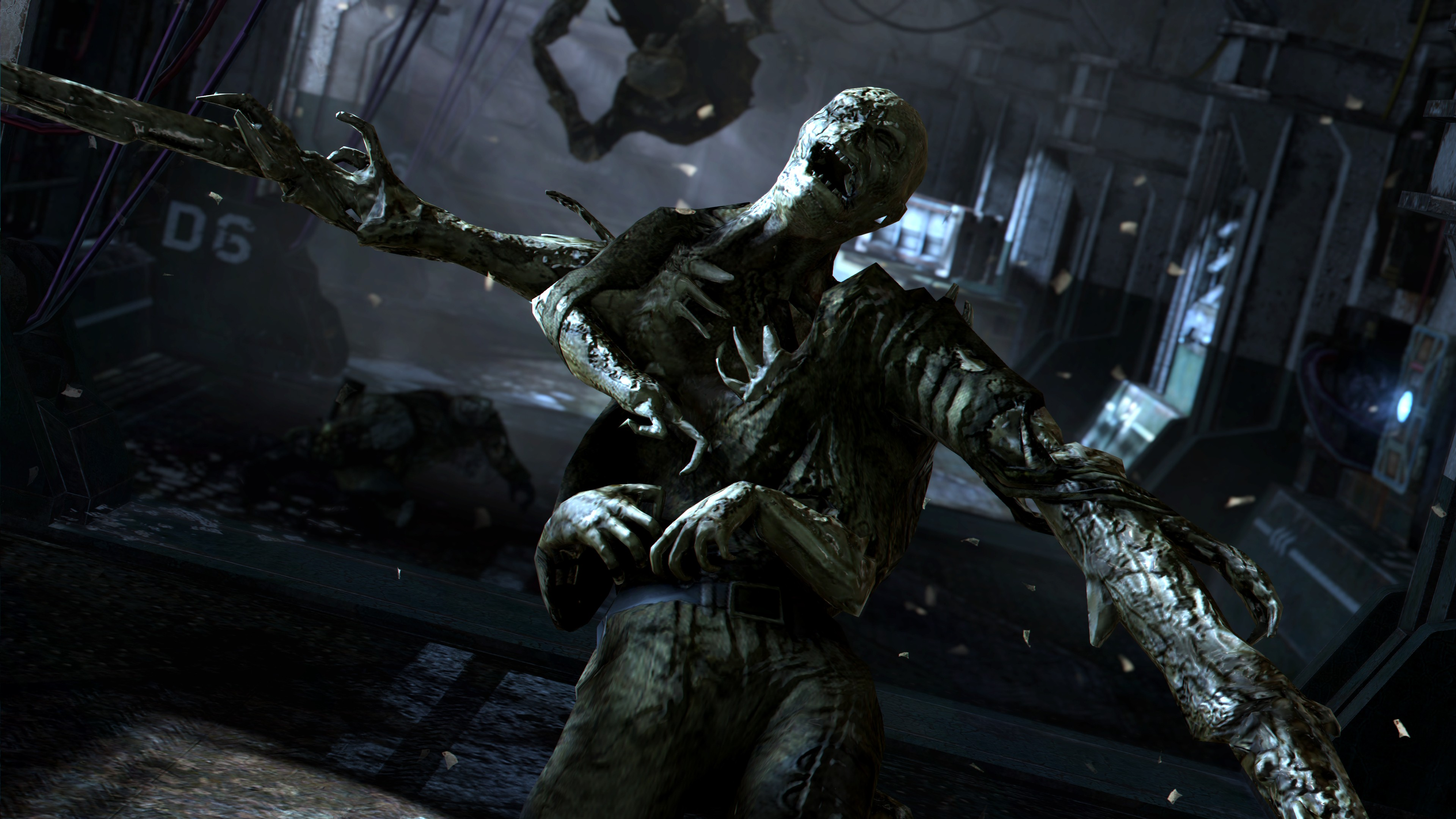 dead space 3 4k ultra hd wallpaper background image