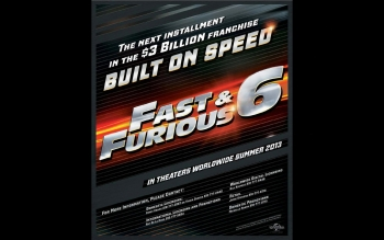 Movie - Fast & Furious 6  Wallpapers and Backgrounds ID : 337408