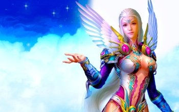 Fantasy - Angel Wallpapers and Backgrounds ID : 337714