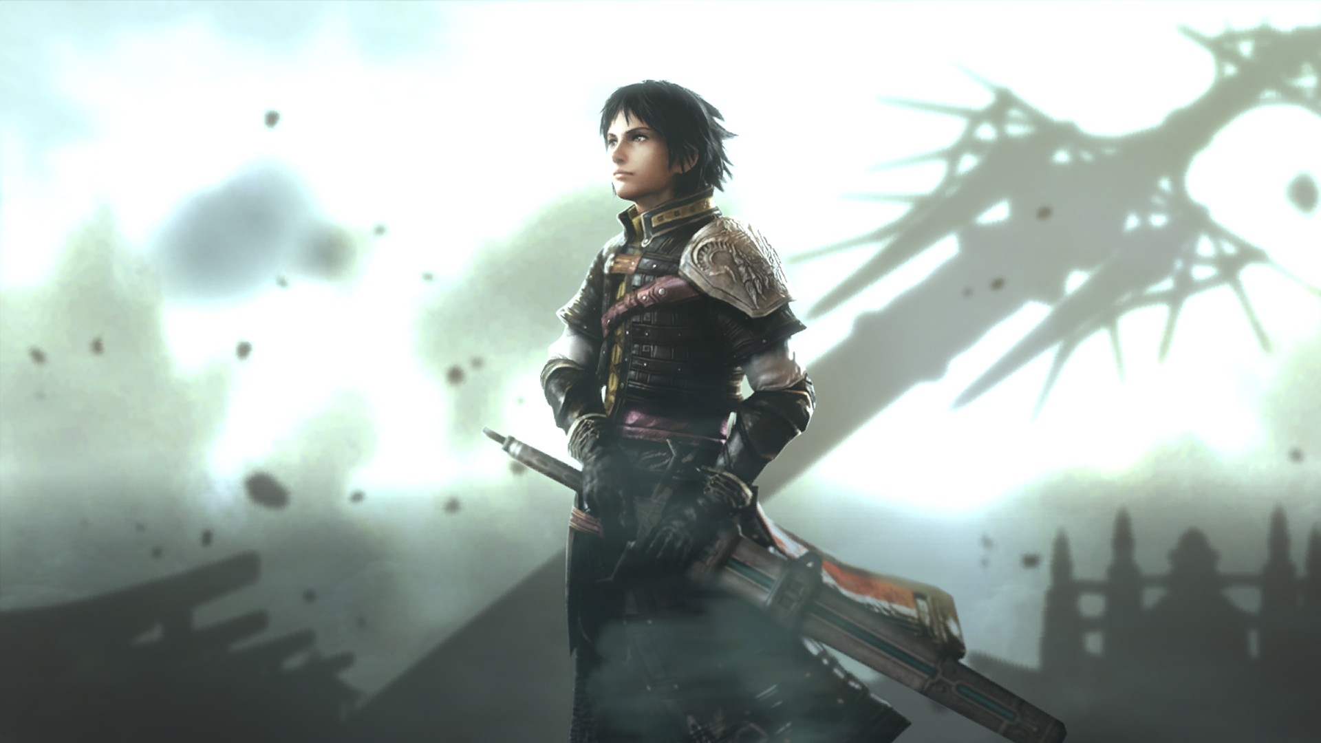Wallpaper Remnants Entrancing Of Last Remnant Image
