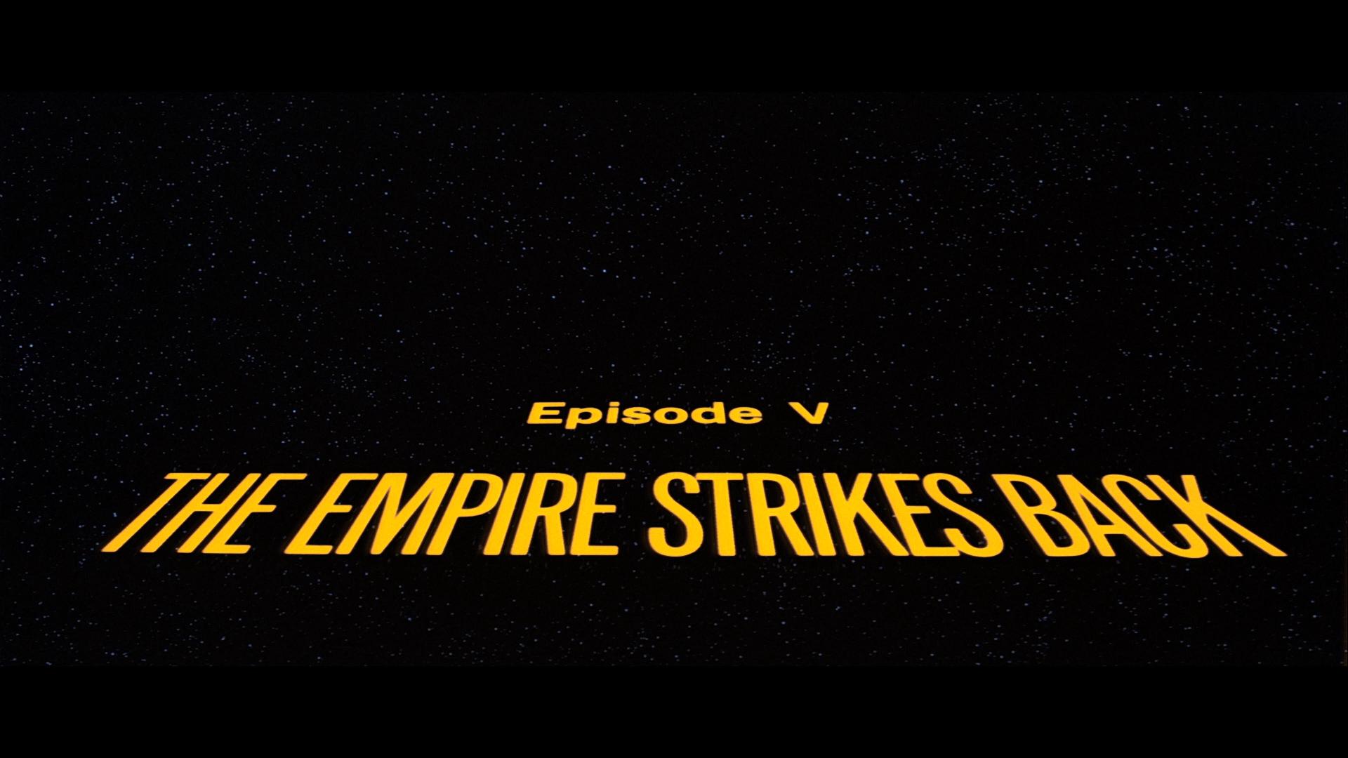 Star Wars Episode V: The Empire Strikes Back Full HD