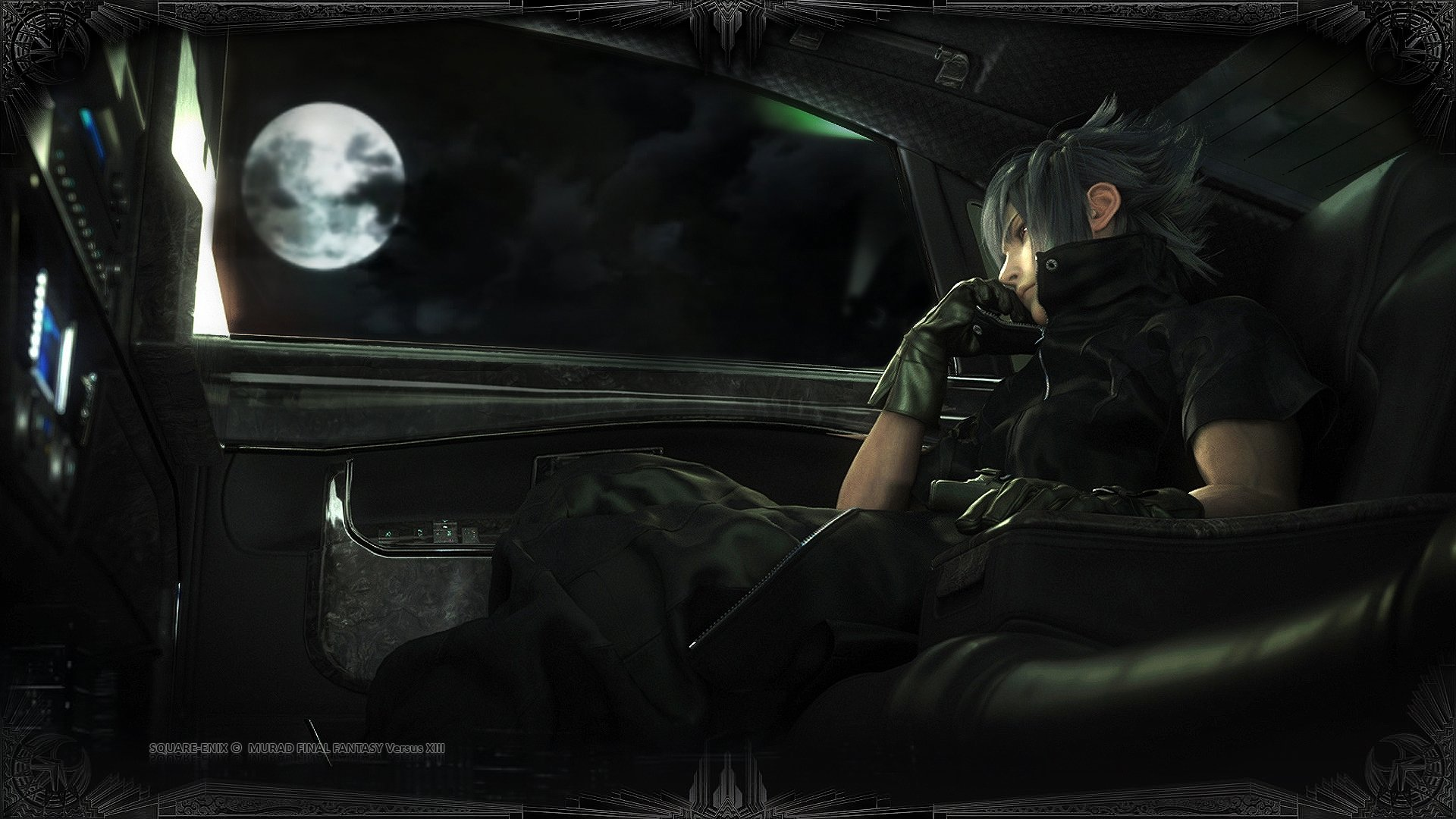 17 Final Fantasy Versus Xiii Hd Wallpapers Background Images