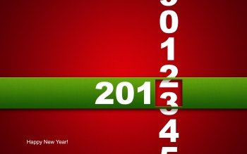 Holiday - New Year Wallpapers and Backgrounds ID : 338034