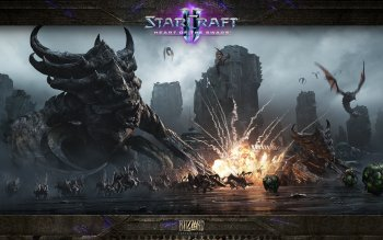 Video Game - StarCraft II: Heart Of The Swarm Wallpapers and Backgrounds ID : 338923