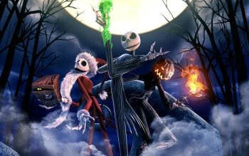 Movie - The Nightmare Before Christmas Wallpapers and Backgrounds ID : 339511