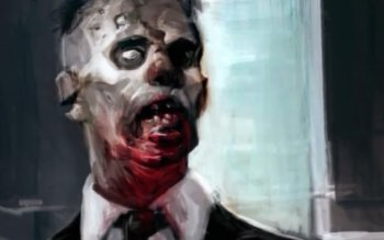 Dark - Zombie Wallpapers and Backgrounds ID : 339536