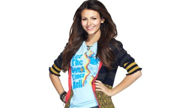 Celebrity - Victoria Justice Wallpapers and Backgrounds ID : 339709