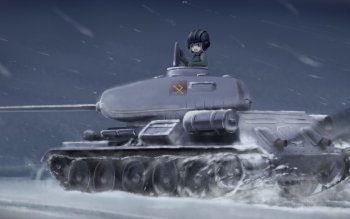 Anime - Girls Und Panzer Wallpapers and Backgrounds ID : 339783
