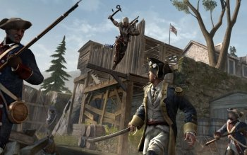 Video Game - Assassin's Creed III Wallpapers and Backgrounds ID : 339854
