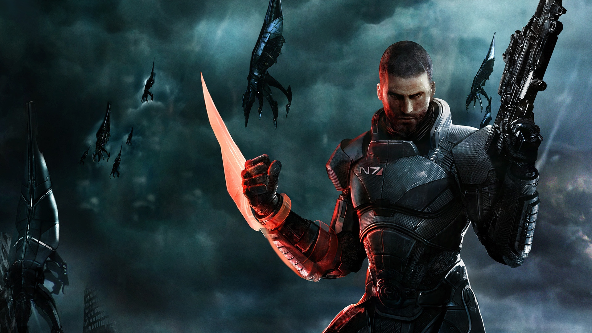 Mass Effect 3 Hd Wallpaper Background Image 1920x1080 Id