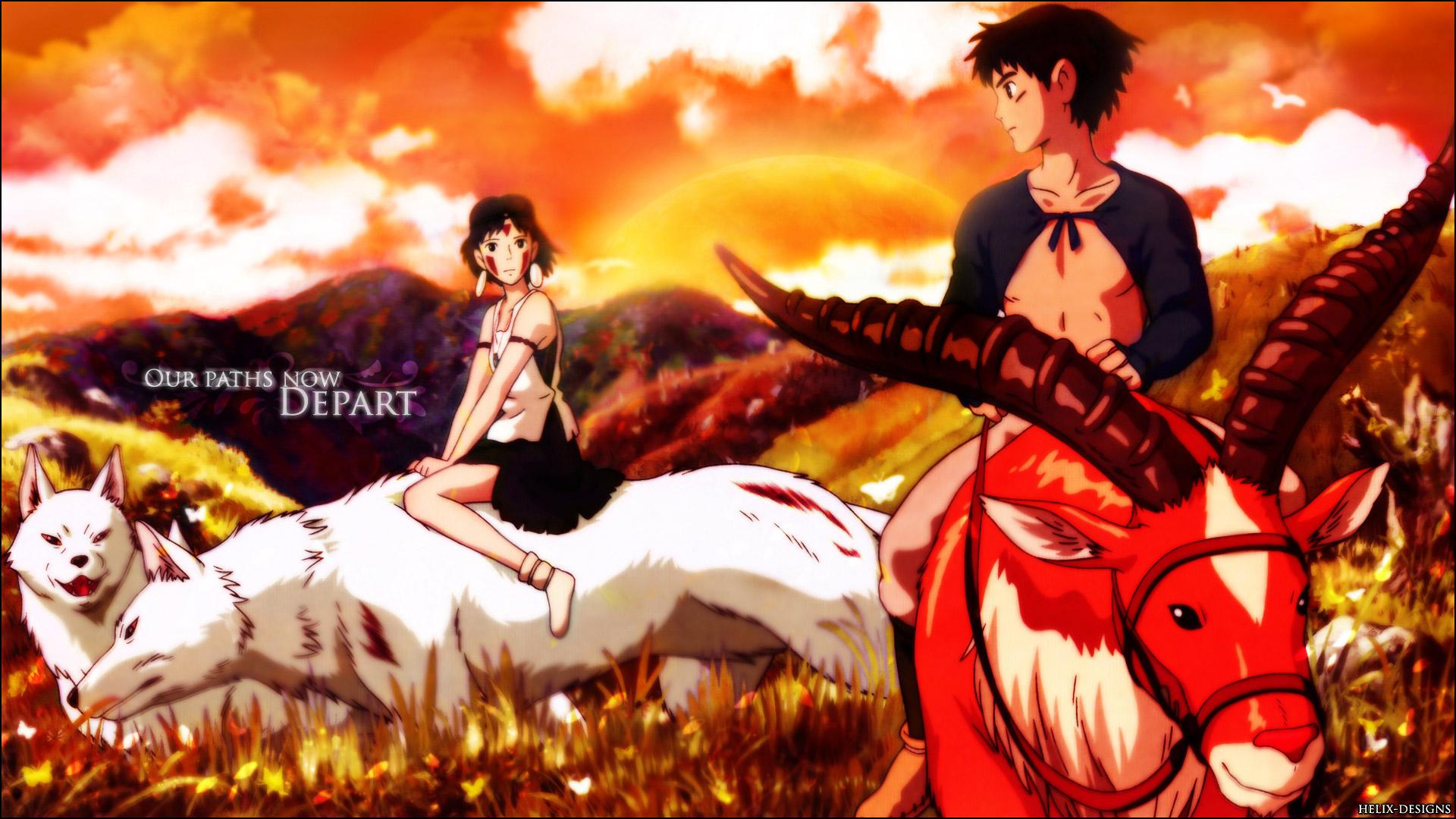 Princess Mononoke HD Wallpaper | Background Image ...