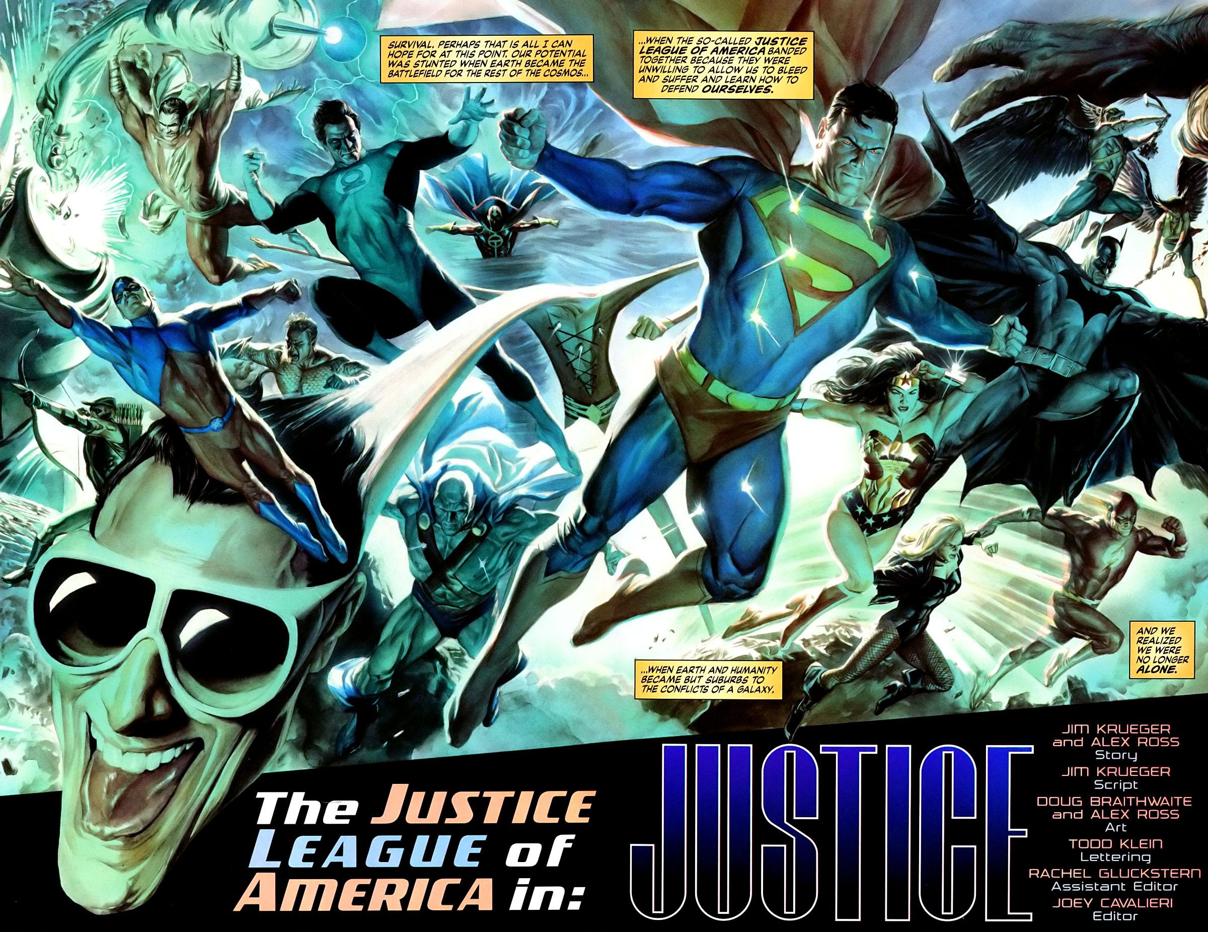 Alpha Coders | Wallpaper Abyss Comics Justice League 340330