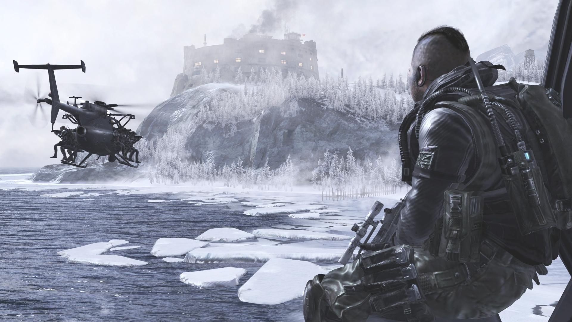 Call of Duty: Modern Warfare 2 HD Wallpaper | Background ...