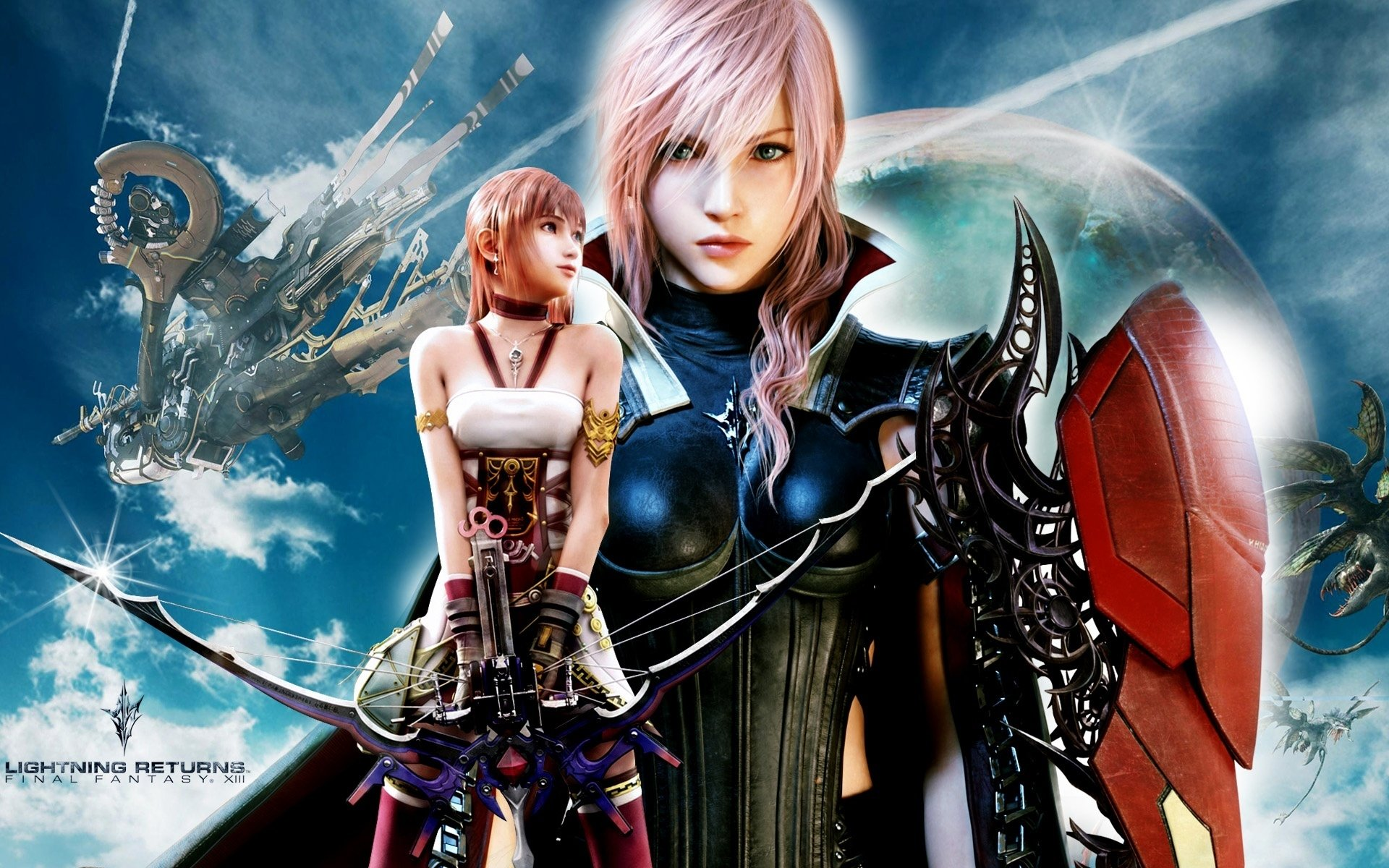 14 Lightning Returns Final Fantasy Xiii Hd Wallpapers