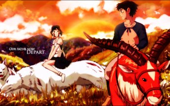 Movie - Princess Mononoke Wallpapers and Backgrounds ID : 340253