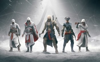 Video Game - Assassin's Creed Wallpapers and Backgrounds ID : 340598