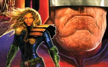 Comics - Judge Dredd Wallpapers and Backgrounds ID : 340883