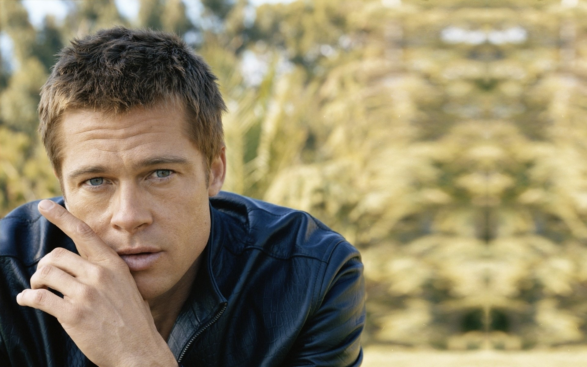 Brad Pitt Hd Wallpapers: Brad Pitt Full HD Wallpaper And Background Image
