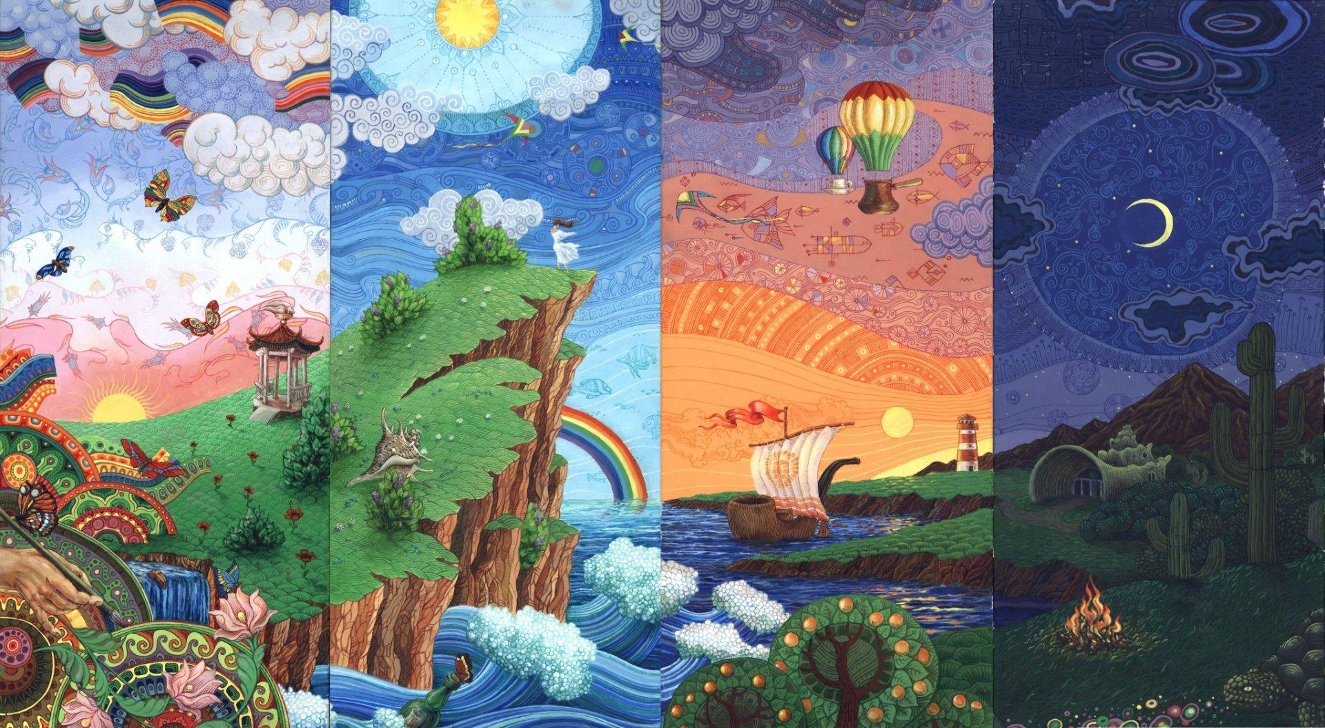 Artistic - Painting  Wallpaper