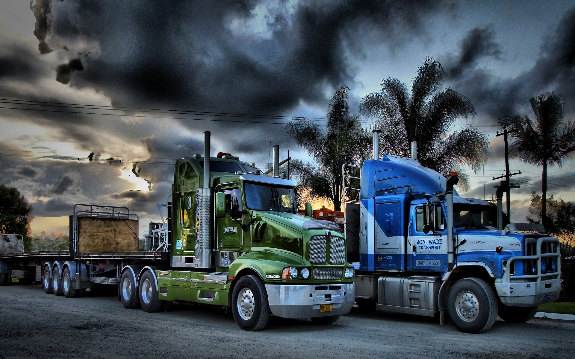 302 truck hd wallpapers | background images - wallpaper abyss