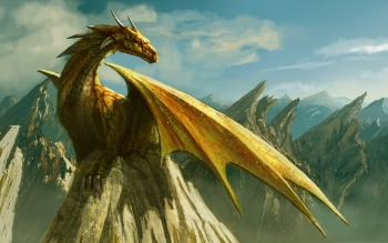 Fantasy - Dragon Wallpapers and Backgrounds ID : 341243