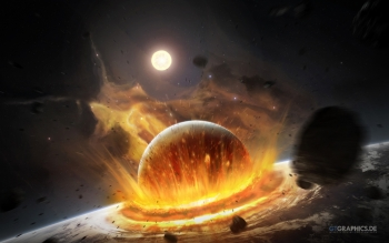 Sci Fi - Collision Wallpapers and Backgrounds ID : 341346