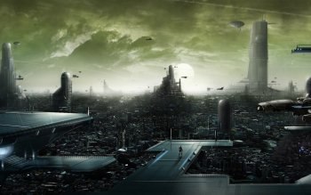 Science-Fiction - Großstadt Wallpapers and Backgrounds ID : 341911