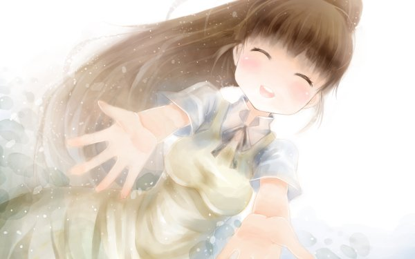 Anime Working!! Popura Taneshima HD Wallpaper | Background Image