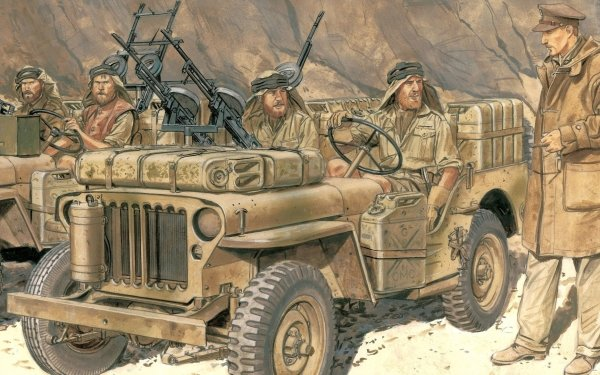 Military Jeep Military Vehicles HD Wallpaper   Background Image