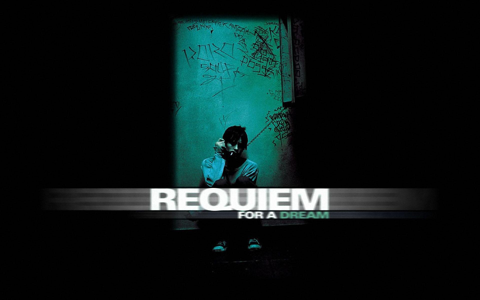 Requiem For A Dream Art Movie Requiem For A Dream