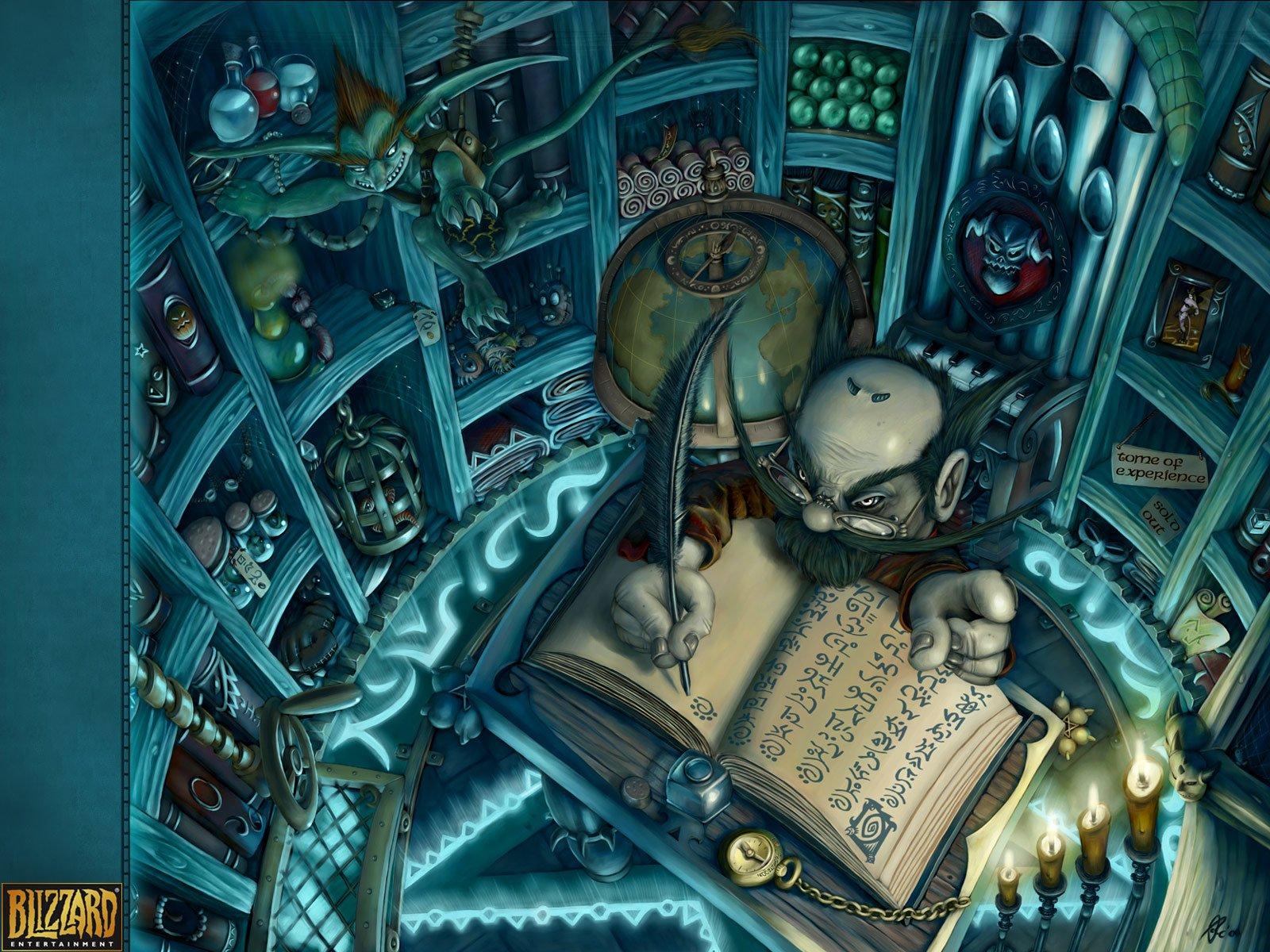 Gnome Wallpaper Wow