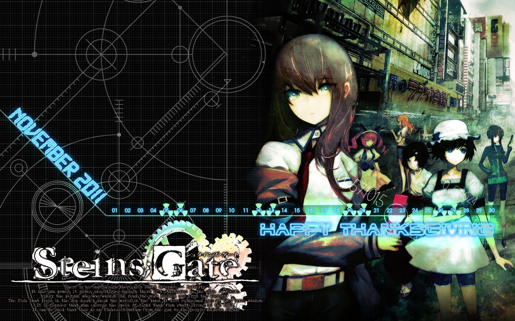 2160 wallpapers steins gate - photo #31