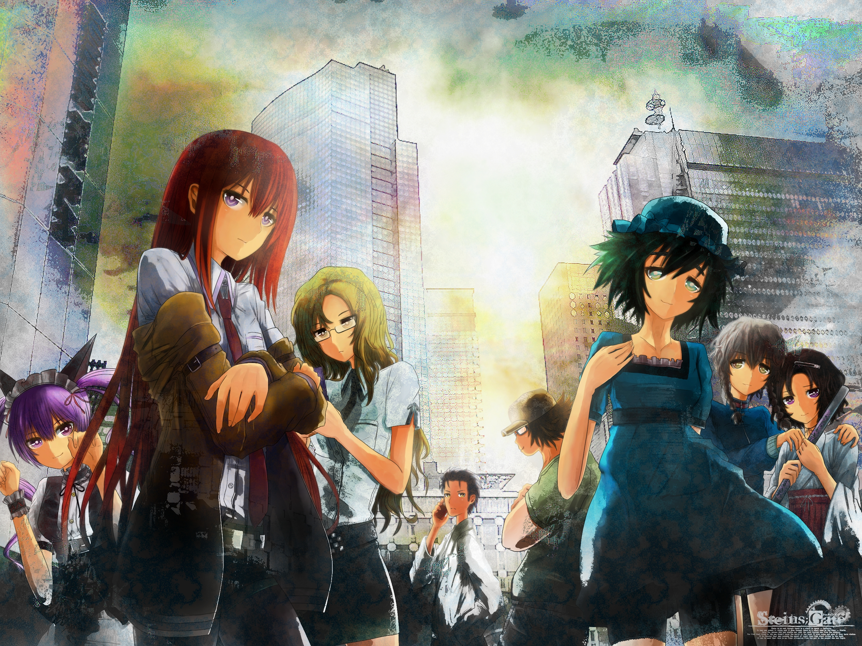 2160 wallpapers steins gate - photo #20