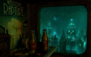 Video Game - Bioshock Wallpapers and Backgrounds ID : 344299