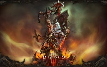 Video Game - Diablo III Wallpapers and Backgrounds ID : 344310