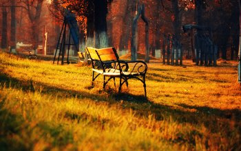 Man Made - Bench Wallpapers and Backgrounds ID : 344424
