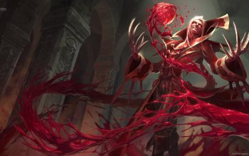 Gry Wideo - League Of Legends Wallpapers and Backgrounds ID : 344715