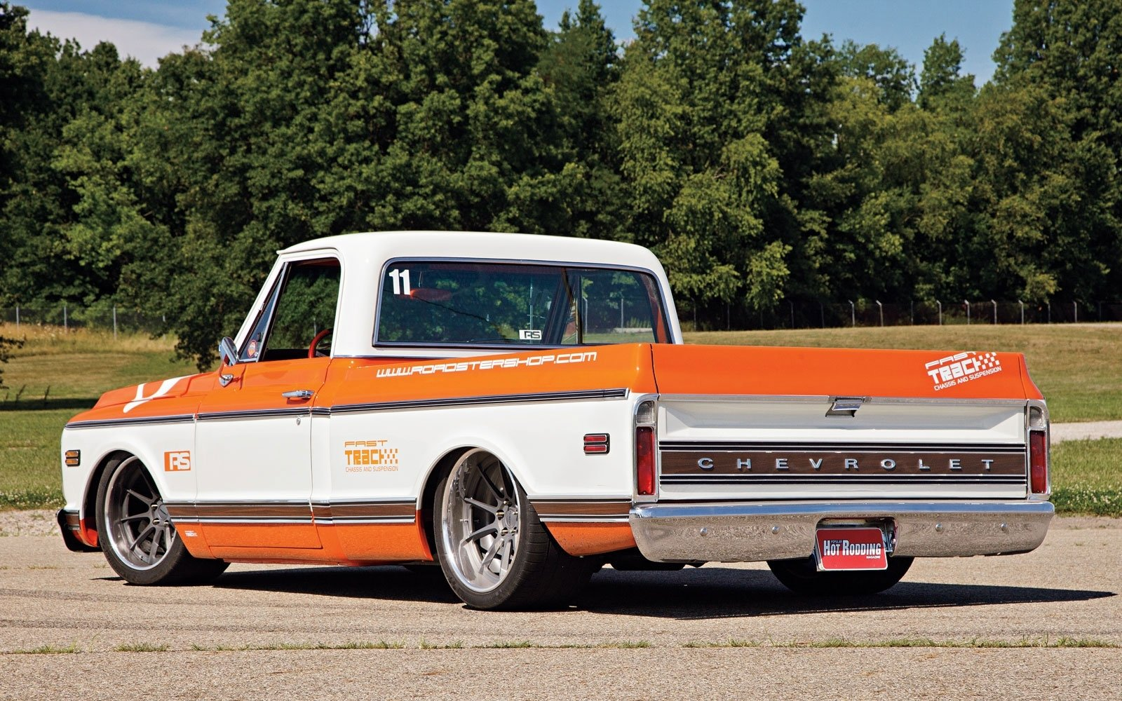 1970 Chevy C10 Wallpaper And Background Image