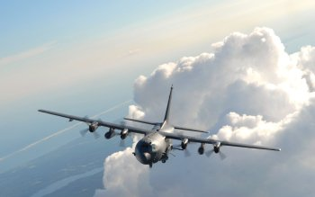 Militär - Lockheed AC-130 Wallpapers and Backgrounds ID : 345150