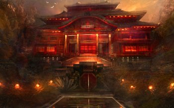 Fantasy - Oriental Wallpapers and Backgrounds ID : 345174