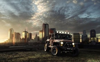 Fahrzeuge - Jeep Wallpapers and Backgrounds ID : 345375