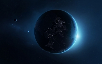 Science Fiction - Planet Wallpapers and Backgrounds ID : 345564