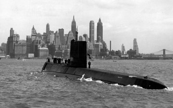 Military - Submarine Wallpapers and Backgrounds ID : 345707