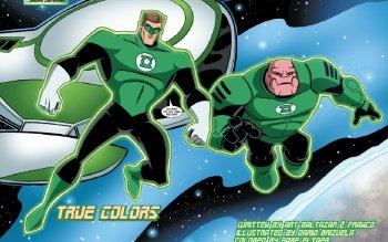 Strips - Green Lantern Wallpapers and Backgrounds ID : 345718