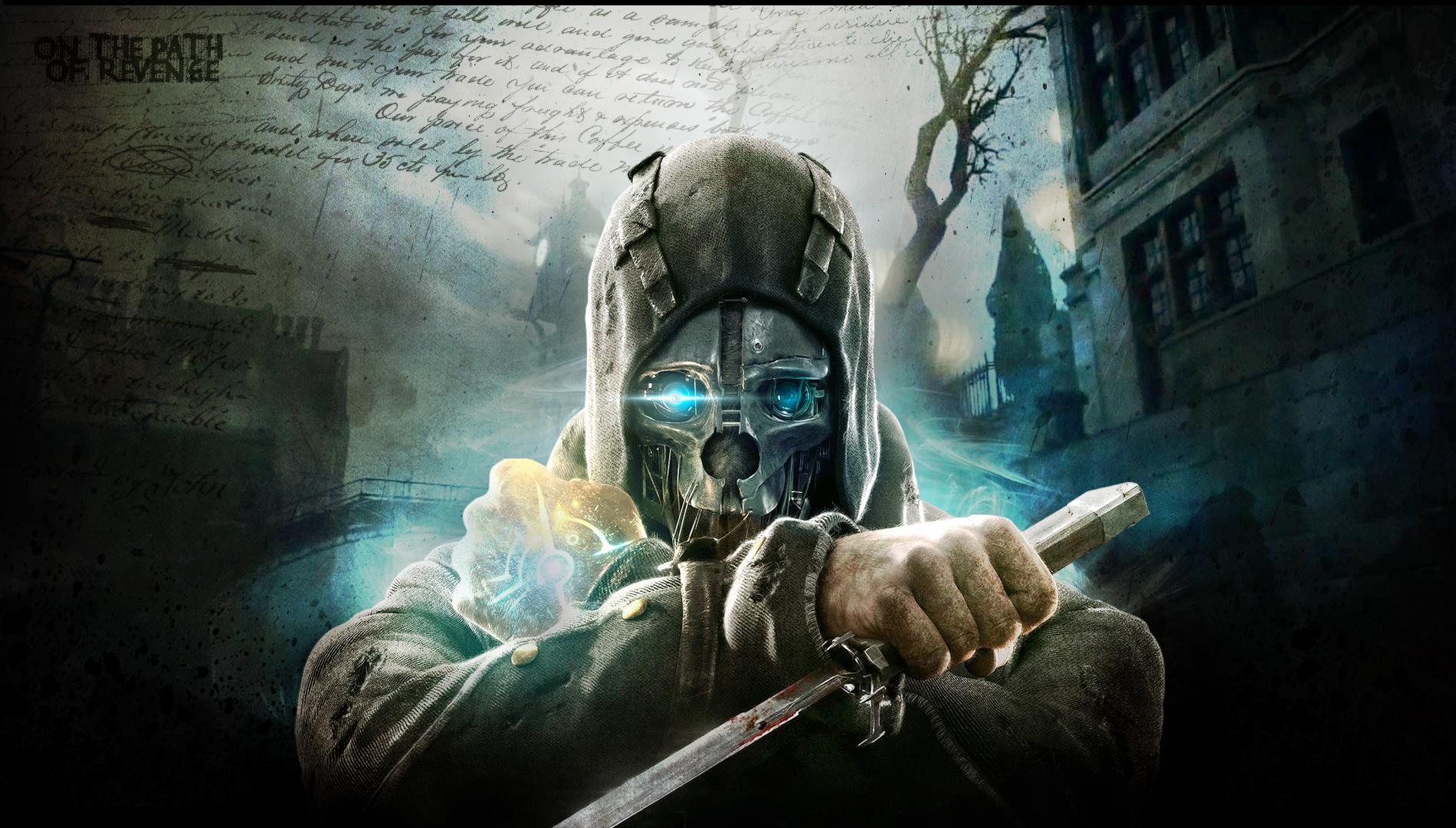 Corvo Attano dishonored Fan Art Assasins of all kind Corvo