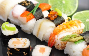 Food - Sushi Wallpapers and Backgrounds ID : 346321