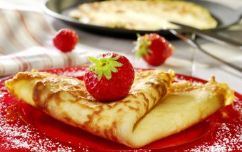 Alimento - Pancake Wallpapers and Backgrounds ID : 346415