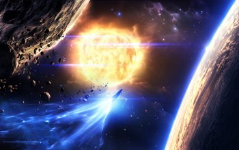 Sci Fi - Planets Wallpapers and Backgrounds ID : 346529