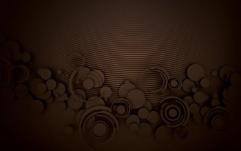 Abstract - Brown Wallpapers and Backgrounds ID : 346993